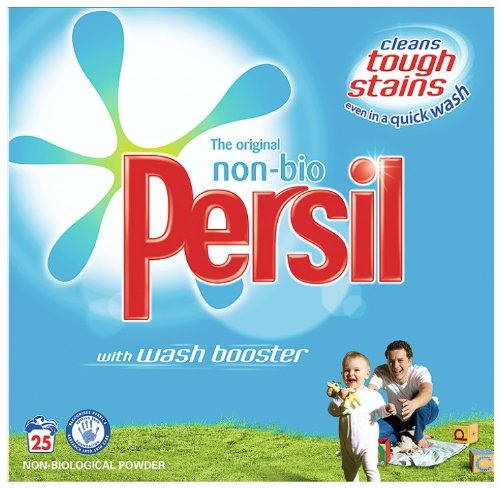 Persil Non Bio Washing Powder 25 Washes 2.125 Kg