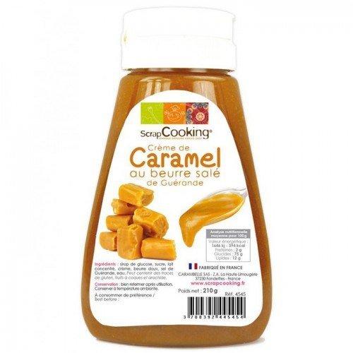 Crème de caramel au beurre salé 210 g
