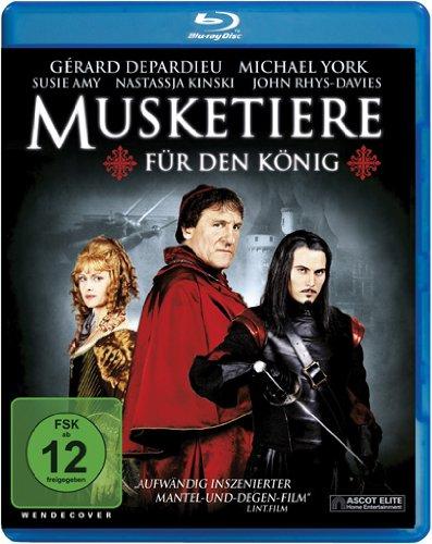 Musketiere für den König [Blu-ray]