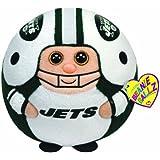Ty Beanie Ballz New York Jets - Medium