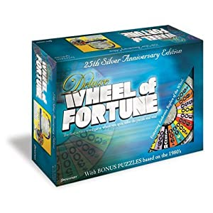 Deluxe Wheel of Fortune