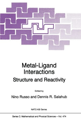 Metal-Ligand Interactions: Structure and Reactivity (Nato Science Series C:)