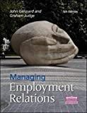 Managing Employment Relations by Gennard. John ( 2010 ) Paperback