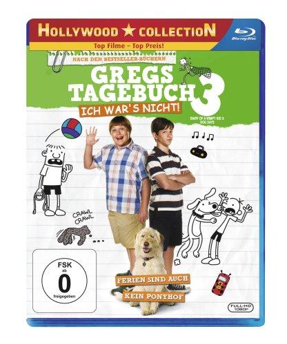 Gregs Tagebuch 3 - Ich war's nicht [Blu-ray]