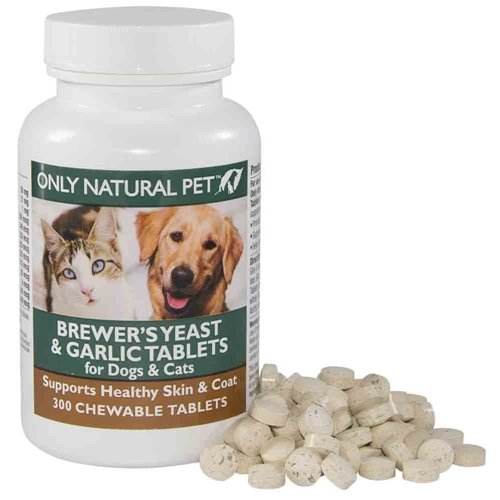Garlic tablets for dogs