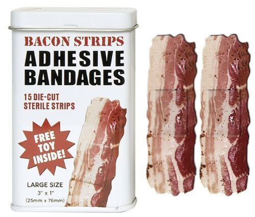 BACON Adhesive Bandages