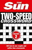 The Sun The Sun Two-Speed Crossword Collection 2 (Crosswords Bind Up)