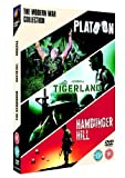 Platoon/Tigerland/Hamburger Hill [DVD]