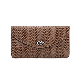 Sorial Coco Clutch NEW (Brown Sugar)