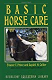 img - for Basic Horse Care (Doubleday Equestrian Library) book / textbook / text book