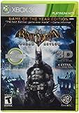 BATMAN ARKHAM ASYLUM:GOTY X360 - Xbox 360 Game of the Year Edition