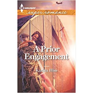 A Prior Engagement by Karina Bliss