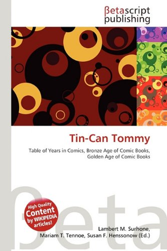 1. Tin-Can Tommy Lowest Price & Buy Online.