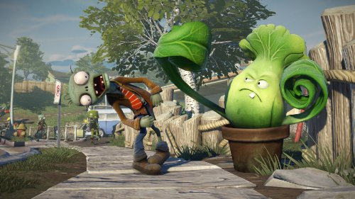 PRE-ORDER! Plants vs Zombies Garden Warfare Microsoft XBox 360 Game UK ea plants vs zombies garden warfare