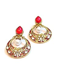 Elegant Elements Royal And Elegant Rajwadi Collection Earring For Women EEE13
