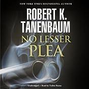 No Lesser Plea: Butch Karp and Marlene Ciampi, Book 1 | Robert K. Tanenbaum