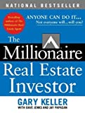 img - for The Millionaire Real Estate Investor by Keller, Gary, Jenks, Dave, Papasan, Jay (2005) Paperback book / textbook / text book
