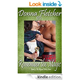 Remember The Magic (Wyrrd Witches Book 4)