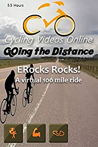 ERock Rocks! A Virtual 100 Mile Ride. Indoor Cycling Training / Spinning Fitness and Workout Videos