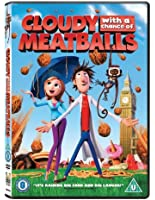 Cloudy with a Chance of Meatballs [DVD] [2010]