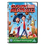 Cloudy with a Chance of Meatballs [DVD] [2010]by Anna Faris