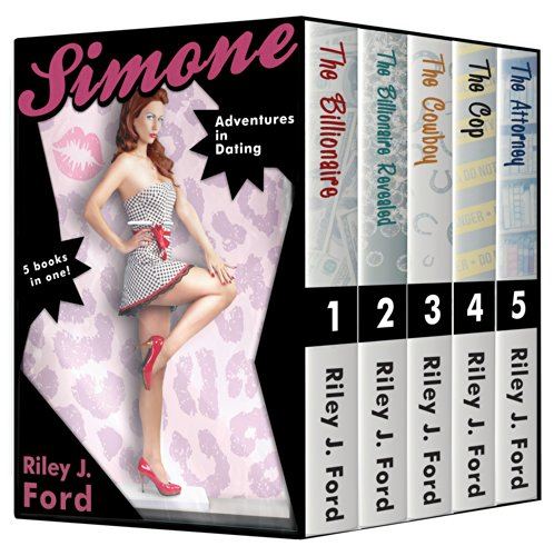 Romance: Simone: Adventures In Dating (Boxed Set: Books 1-5) (Simone Series)
