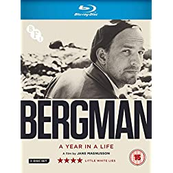 Bergman: A Year in A Life [Blu-ray]