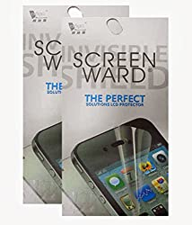 Pack of 2 Adpo Apple Screen guard Iphone 4s (2 in1)