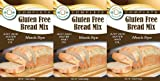 Gluten Free Bread Mix (3 Mock Rye Mixes)