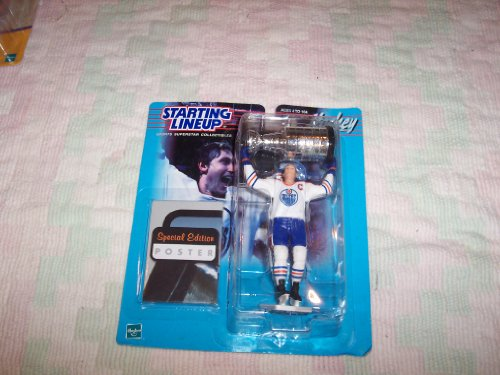 2000 Wayne Gretzky NHL Starting Lineup Figure All Star Edition