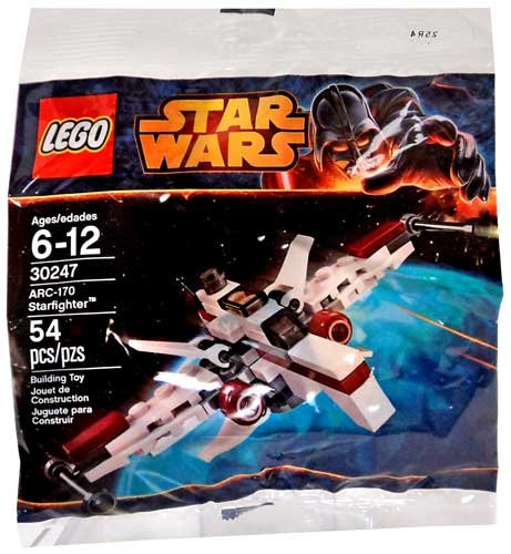 LEGO Star Wars Set #30247 ARC-170 Starfighter [Bagged] - 1