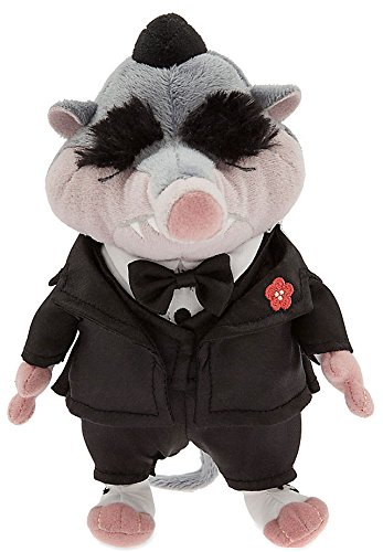 "Disney Zootopia Mr. Big Exclusive 7 1/4"" Bean Bag Plush"