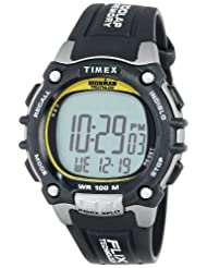 Timex Ironman Traditional 100 Lap Silver Tone
