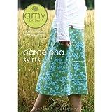 Amy Butler Barcelona Skirt Sewing Pattern