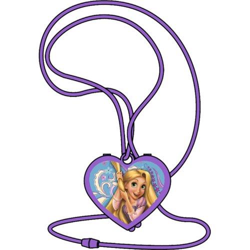 Hallmark 191250 Disneys Tangled Lipgloss Necklaces - 1