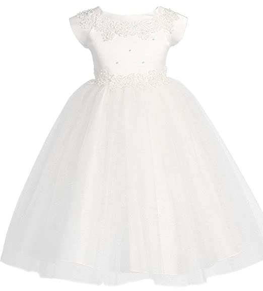 KID-Collection-Big-Girls-Princess-Tulle-Flower-Girl-Pageant-Dress
