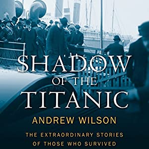 Shadow of the Titanic Audiobook
