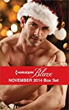 Harlequin Blaze November 2014 Box Set: Christmas with a SEAL\Oh, Naughty Night!\The Mighty Quinns: Ryan\In Too Close