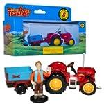 Kleiner roter Traktor - Die Cast - Tr...