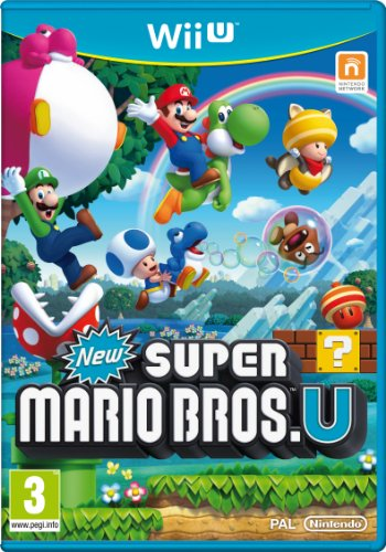 New Super Mario Bross U