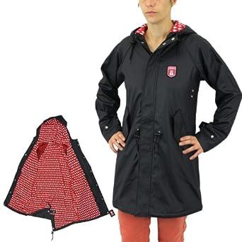 derbe regenmantel travel raindrop friese damen jacke. Black Bedroom Furniture Sets. Home Design Ideas