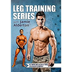 Leg Training Series with Jamie Alderton