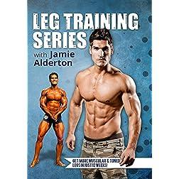 Leg Training Series with Jamie Alderton