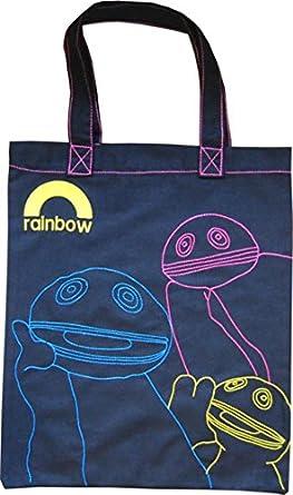 Rainbow Bag. Zippy Tote Shopper Bag