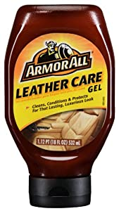 Armor All 10961 Leather Care Gel - 18 oz. from Armor All