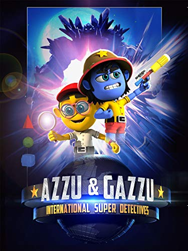 Azzu & Gazzu - International Super Detectives