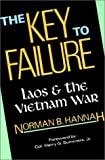 img - for The Key to Failure: Laos and the Vietnam War Hardcover November 25, 1987 book / textbook / text book