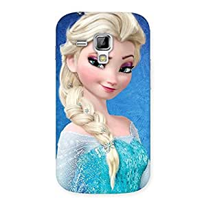Premium Wink Freez Princess Back Case Cover for Galaxy S Duos