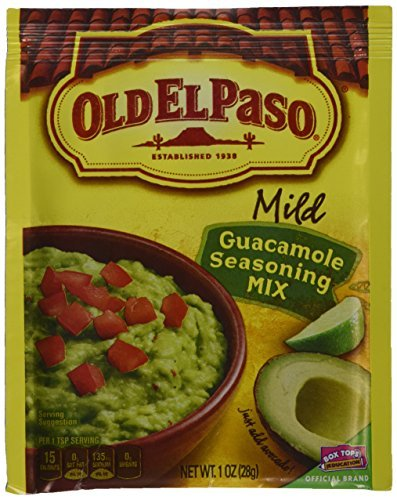 old-el-paso-mild-guacamole-seasoning-mix-pack-of-4-1-oz-packets-by-n-a