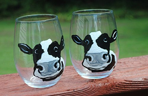 dairy-cow-hand-painted-20-oz-stemless-wine-glasses-set-of-2